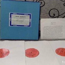 Discos de vinilo: SERGIU CELIBIDACHE_–SERGIU CELIBIDACHE VOLUME VIII. Lote 191770830