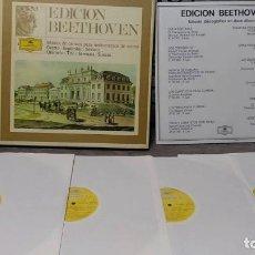 Discos de vinilo: BEETHOVEN*_–MUSICA DE CÁMARA PARA INSTRUMENTOS DE VIENTO. Lote 191770850