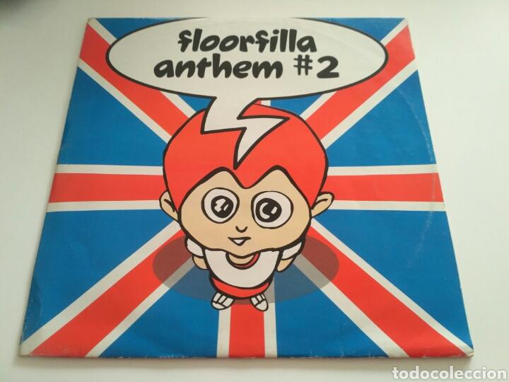FLOORFILLA - ANTHEM #2 (Música - Discos de Vinilo - Maxi Singles - Disco y Dance)