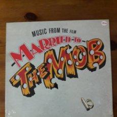 Discos de vinilo: MARRIED TO THE MOB (CASADA CON TODOS). Lote 191795585