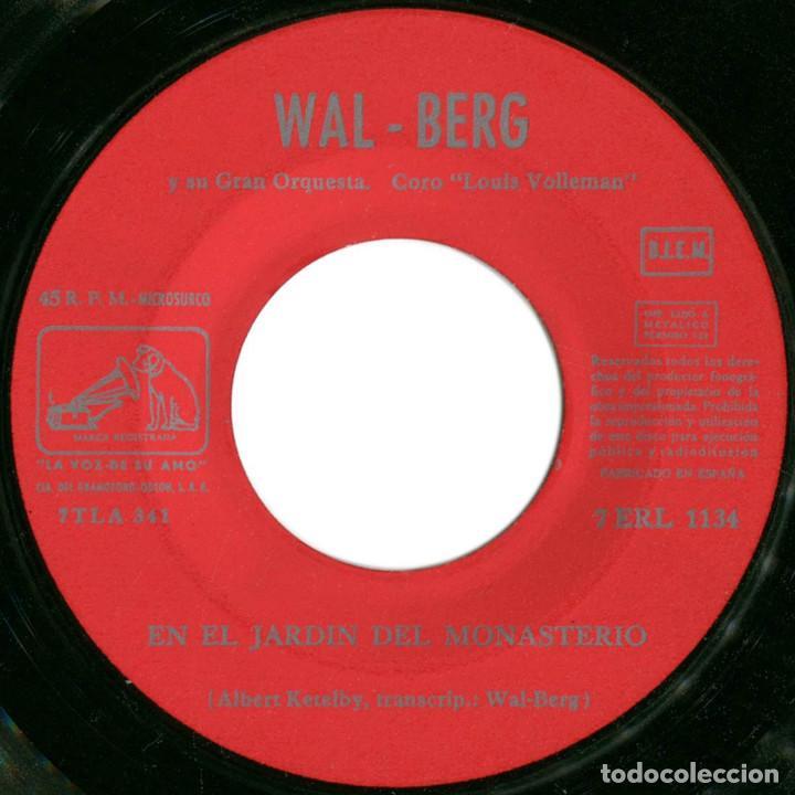Discos de vinilo: A. Ketelbey transcripción De Wal-Berg - En Un Mercado Persa - Ep Spain 1958 - La Voz De Su Amo  - Foto 4 - 191800742