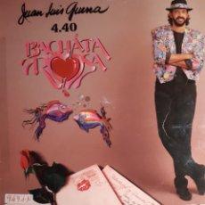 Discos de vinil: JUAN LUIS GUERRA 4.404.40-BACHATA ROSA. Lote 191816200
