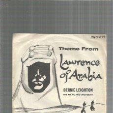 Discos de vinilo: BERNIE LEIGHTON LAWRENCE ARABIA. Lote 191816745