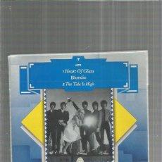 Discos de vinilo: BLONDIE HEART OF GLASS. Lote 191817553