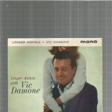 Discos de vinilo: VIC DAMONE CLOSE YOUR EYES. Lote 191818097