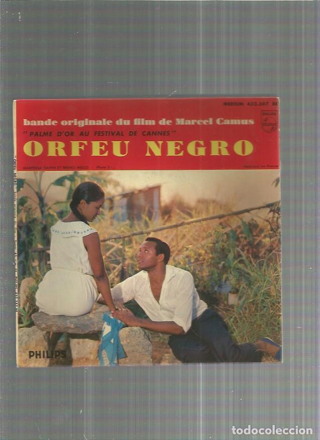 ORFEO NEGRO FELICIDADE (Música - Discos - Singles Vinilo - Otros estilos)