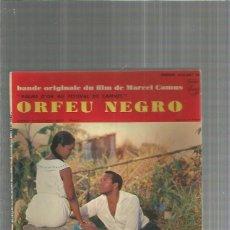 Discos de vinilo: ORFEO NEGRO FELICIDADE. Lote 191818866