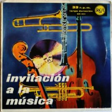 Discos de vinilo: INVITACIÓN A LA MÚSICA, RCA READERS DIGEST SR-301. Lote 191820122