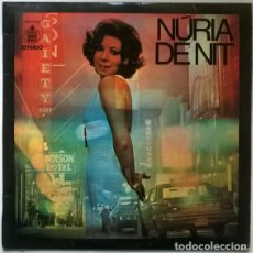 Discos de vinilo: NÚRIA FELIU. NÚRIA DE NIT. HISPAVOX, SPAIN 1972 LP. Lote 191840876