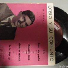 Discos de vinilo: OTERO Y SU CONJUNTO. Lote 191843411