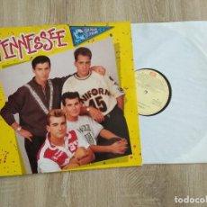 Discos de vinilo: TENNESSEE / UNA NOCHE EN MALIBU / LP 33 RPM / EMI. Lote 191847440