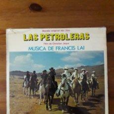 Discos de vinilo: LAS PETROLERAS, FRANCIS LAI. Lote 191848630