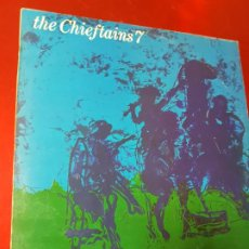 Discos de vinilo: LP-THE CHIEFTAINS-7-VER FOTOS. Lote 191848831