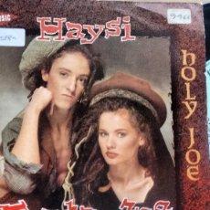Discos de vinilo: SINGLE ( VINILO) DE HAYSI FANTAYZEE AÑOS 80. Lote 191858368
