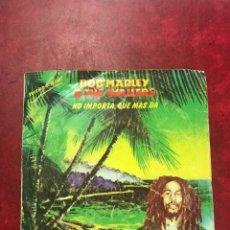 Discos de vinilo: BOB MARLEY&THE WAILERS SINGLE DE 1980. Lote 191869827