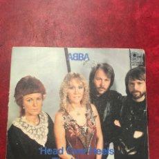 Discos de vinilo: ABBA SINGLE DE 1982. Lote 191870106