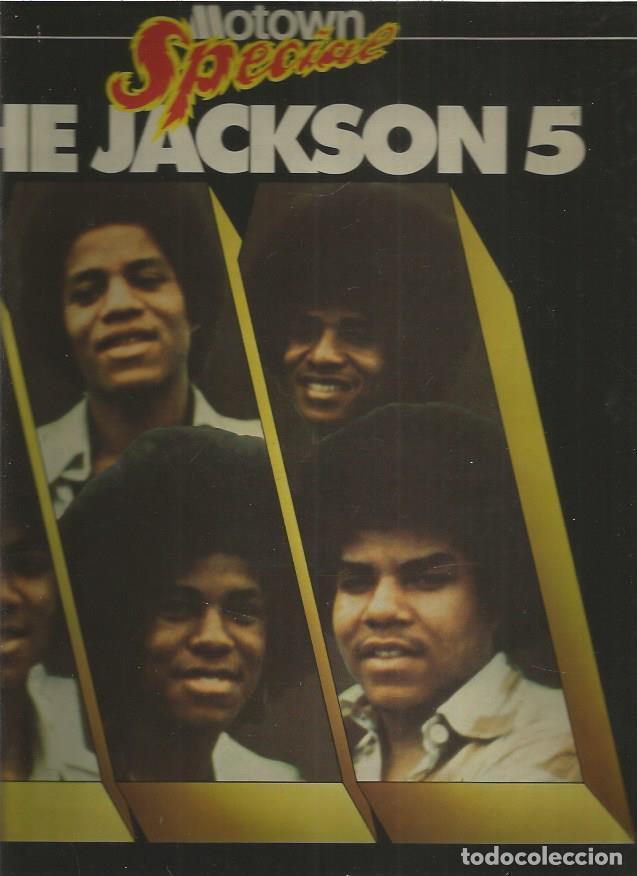 JACKSON 5 MOTOWN SPECIAL (Música - Discos - LP Vinilo - Pop - Rock - Extranjero de los 70)