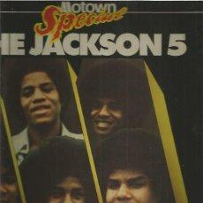 Discos de vinilo: JACKSON 5 MOTOWN SPECIAL. Lote 191871835