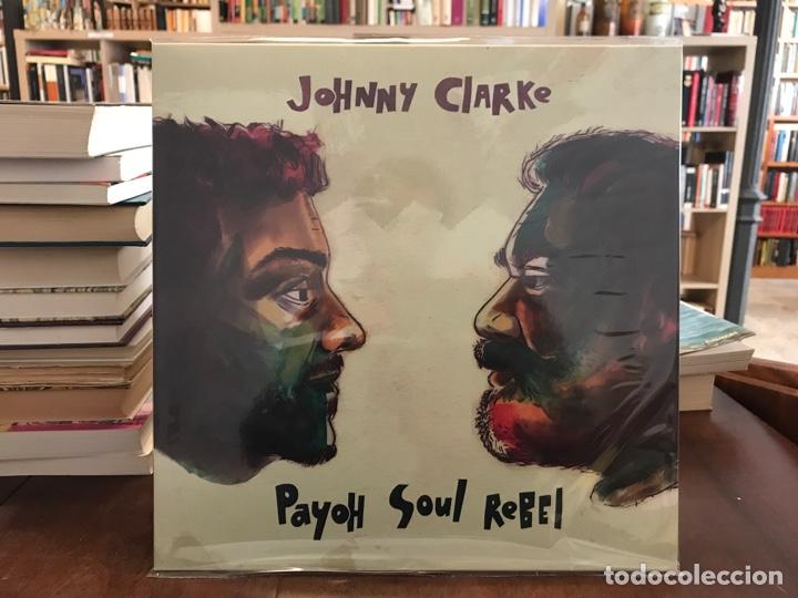 JOHNNY CLARKE PAYOH SOUL REBEL (Música - Discos de Vinilo - Maxi Singles - Reggae - Ska)