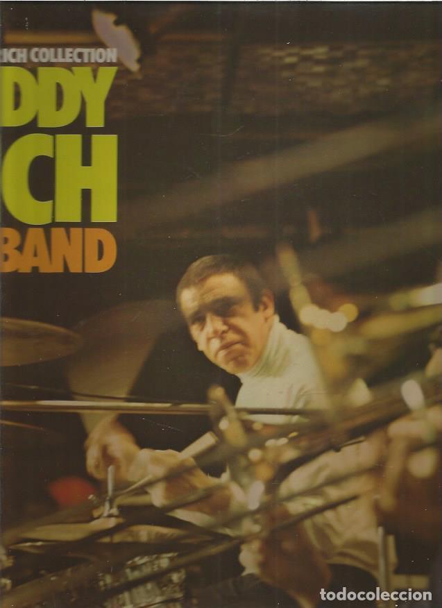 BUDDY RICH BIG BAND (Música - Discos - LP Vinilo - Jazz, Jazz-Rock, Blues y R&B)