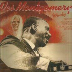 Discos de vinilo: WES MONTGOMERY WINDY. Lote 191882255