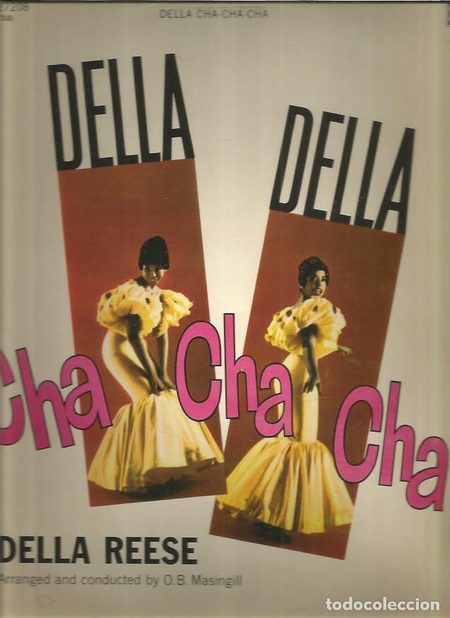 DELLA REESE CHA CHA CHA (Música - Discos - LP Vinilo - Jazz, Jazz-Rock, Blues y R&B)