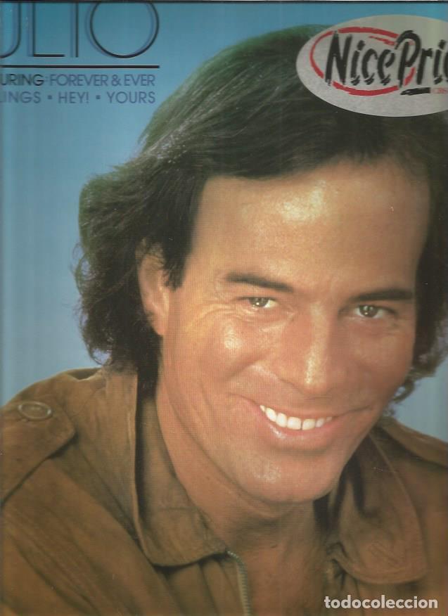 JULIO IGLESIAS 1983 (Música - Discos - LP Vinilo - Jazz, Jazz-Rock, Blues y R&B)