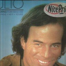 Discos de vinilo: JULIO IGLESIAS 1983. Lote 191884577