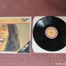 Discos de vinilo: BOB MARLEY VS FUNKSTAR DE LUXE REMIX - SUN IS SHINING - MAXI - GERMANY - EDEL - IBL - . Lote 191895231
