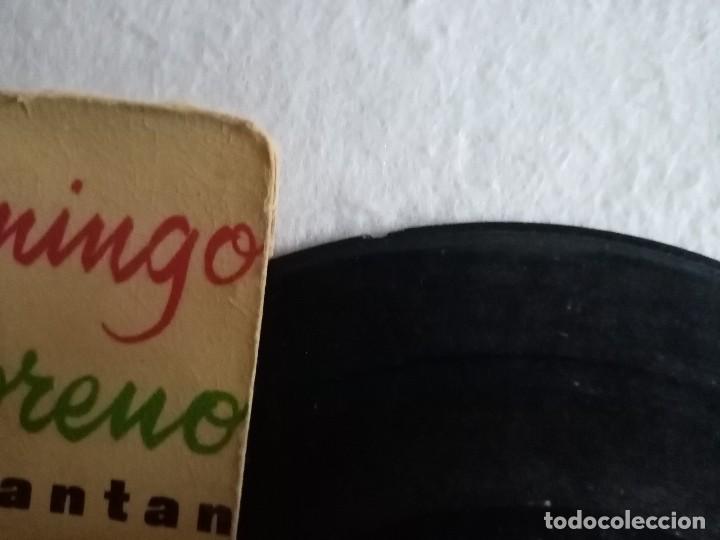 Discos de vinilo: Jose y Domingo De Moreno - Calypso De Trinidad / Ave Maria No Morro / Cuestion...EP 1959 - BELTER - Foto 3 - 191896316