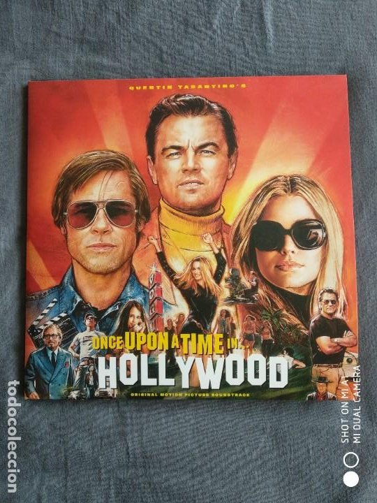 Discos de vinilo: ONCE UPON A TIME IN... HOLLYWOOD - Foto 1 - 191896888