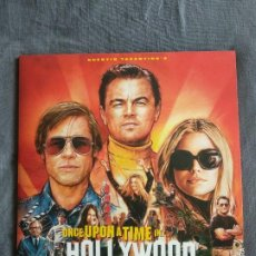 Discos de vinilo: ONCE UPON A TIME IN... HOLLYWOOD. Lote 191896888