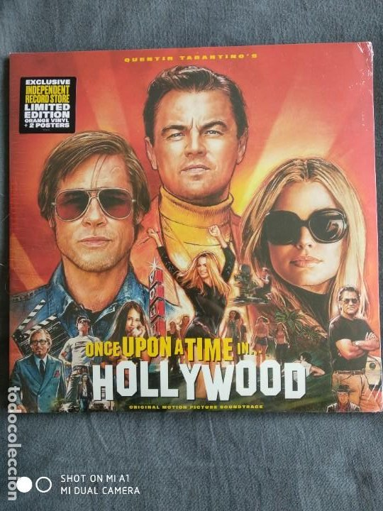 Discos de vinilo: ONCE UPON A TIME IN... HOLLYWOOD - Foto 7 - 191896888