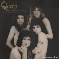 Discos de vinilo: QUEEN ‎– A LADDER TO THE STARS -LP-. Lote 191897678