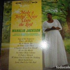 Discos de vinilo: LP - MAHALIA JACKSON . 3. Lote 191911352