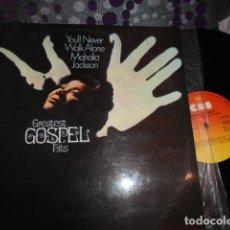 Discos de vinilo: LP - MAHALIA JACKSON . 4. Lote 191911457