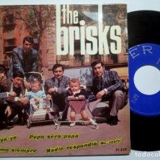 Discos de vinilo: THE BRISKS - PEPE SERA PAPA - EP 1965 - BELTER. Lote 191919917