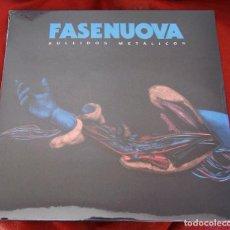 Disques de vinyle: FASENUOVA - AULLIDOS METÁLICOS LP. Lote 191927650
