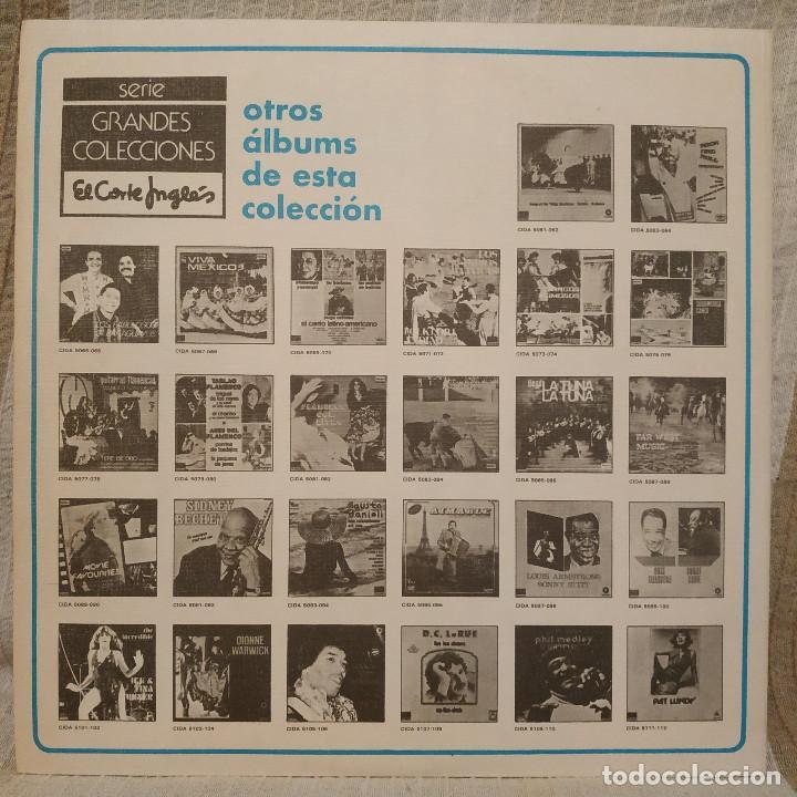 Discos de vinilo: FLAMENCO CON RITMO - FANTASTICO DOBLE LP PORTADA GATEFOLD EN EXCELENTE ESTADO VER LAS FOTOS - Foto 5 - 191936275