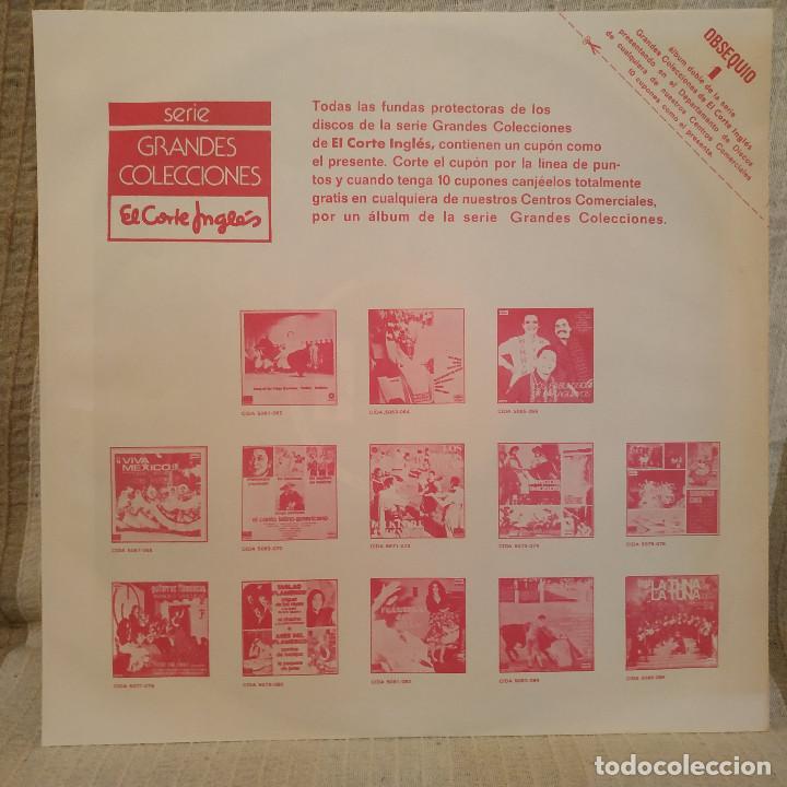 Discos de vinilo: FLAMENCO CON RITMO - FANTASTICO DOBLE LP PORTADA GATEFOLD EN EXCELENTE ESTADO VER LAS FOTOS - Foto 6 - 191936275