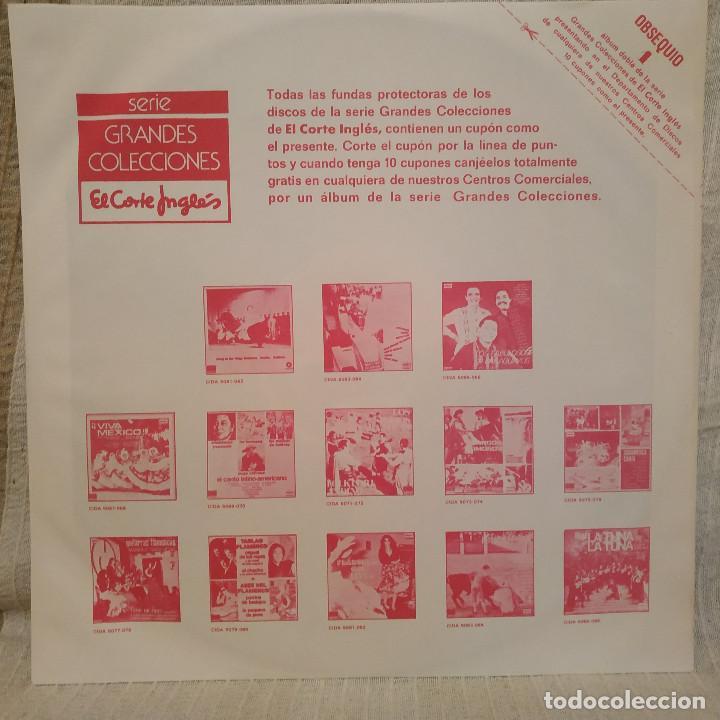 Discos de vinilo: FLAMENCO CON RITMO - FANTASTICO DOBLE LP PORTADA GATEFOLD EN EXCELENTE ESTADO VER LAS FOTOS - Foto 8 - 191936275
