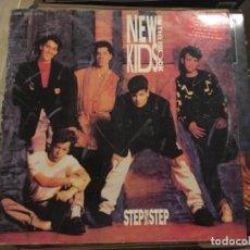 Discos de vinilo: NEW KIDS: STEP BY STEP. Lote 191938598