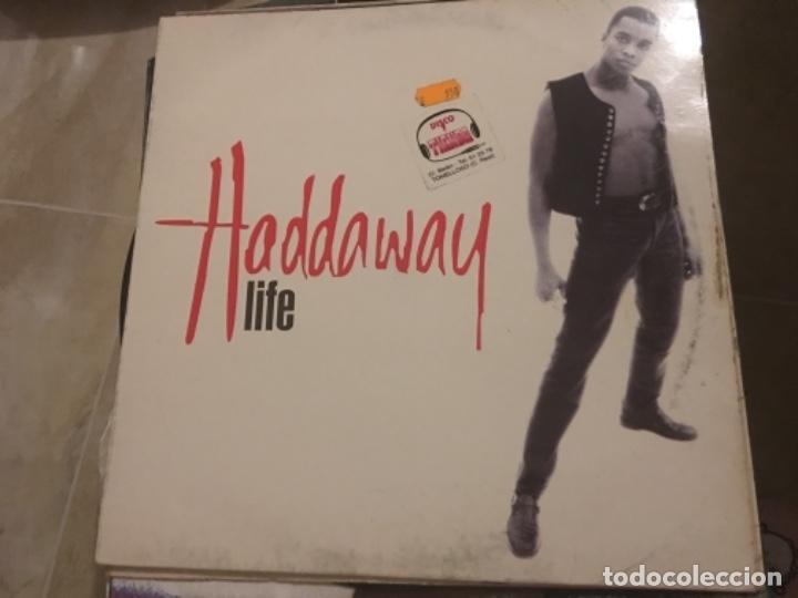 HADDAWAY: LIFE (Música - Discos de Vinilo - Maxi Singles - Otros estilos)