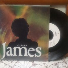 Discos de vinilo: JAMES SIT DOWN SINGLE GERMANY 1991 PDELUXE. Lote 191941305
