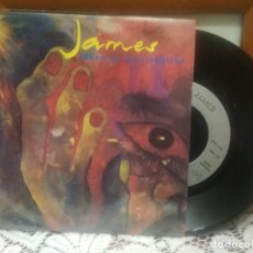Discos de vinilo: JAMES BORN OF FRUSTRATION SINGLE UK 1992 PDELUXE. Lote 191941373