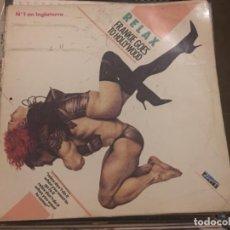 Discos de vinilo: FRANKIE GOES: RELAX. Lote 191942617