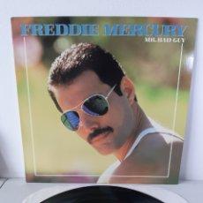 Discos de vinilo: FREDDIE MERCURY. MR. BAD GUY. USA. 1985. RARE LABEL COLUMBIA. FC 40071. BL 40071.. Lote 191963722