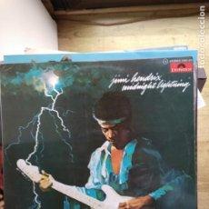 Discos de vinilo: JIMI HENDRIX - MIDNIGHT LIGHTNING. Lote 191965361