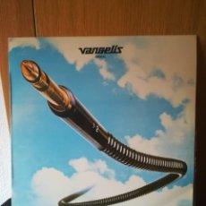 Disques de vinyle: VINILO VANGELIS - SPIRAL. Lote 191973712
