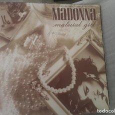 Discos de vinilo: MADONNA: MATERIAL GIRL. Lote 191975173